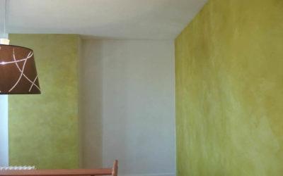 Chambre Stuc Vert