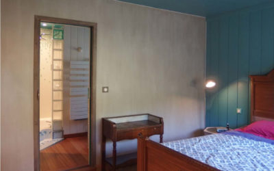 Chambre Peinture à Effets vertical