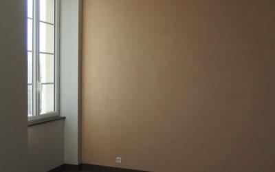 Chambres avec peintures mixtes