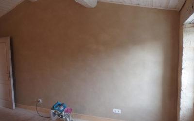 Chambre Peinture Chaux & Stucs