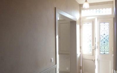 Couloir Stuc beige