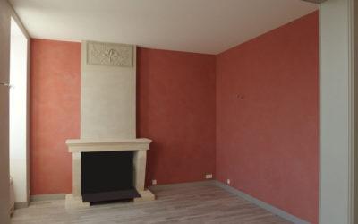 Salon Peinture chaux et stucs