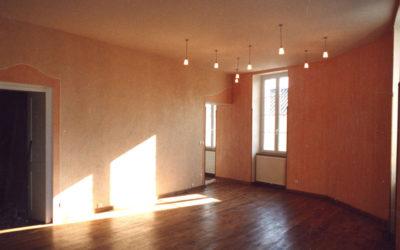 Salon Stucco + Peinture Chaux